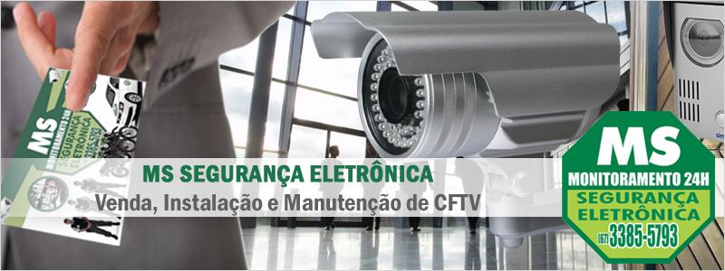Solicite orçamento da MS Segurança Eletrônica. Atendemos empresas, setor público e residências em todo Brasil.